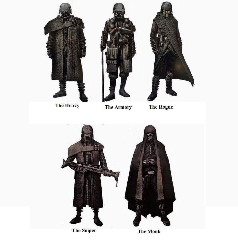 Star Wars Ritter Von Ren