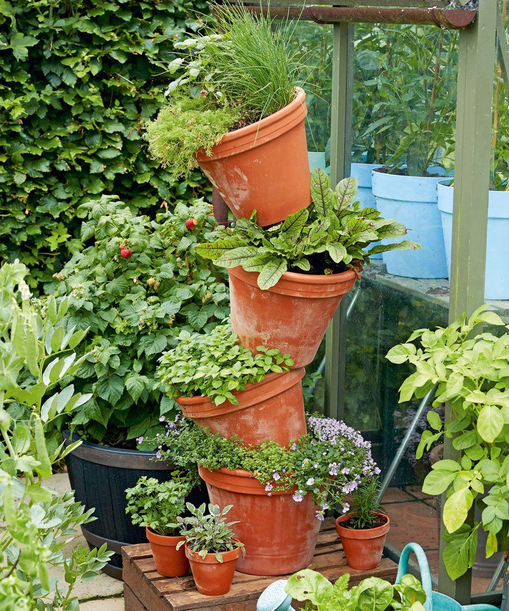 Herb Planter Pot