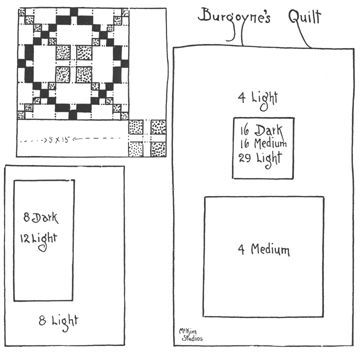 101 Patchwork Patterns by Ruby Short McKim: burgoyne's