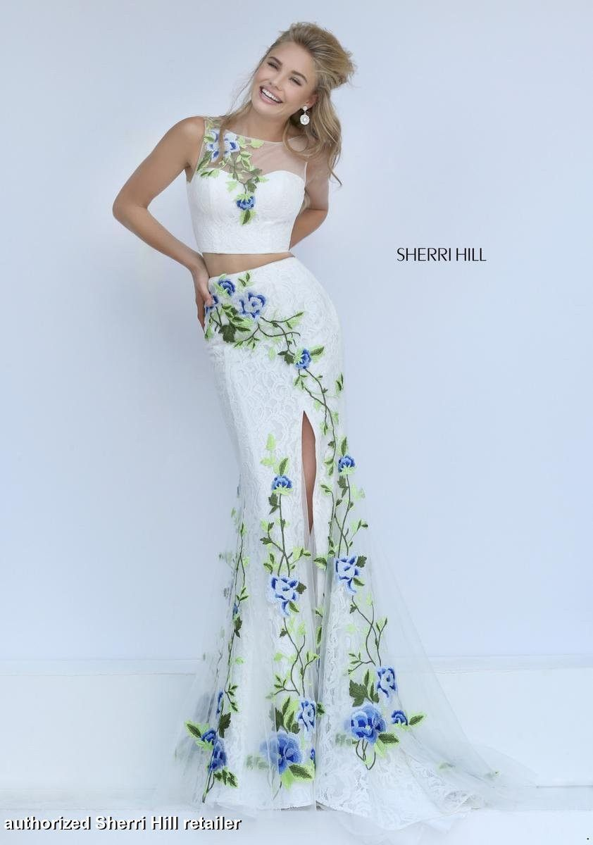 2016 Sherri Hill Prom Dress 50198 | Gowns | Pinterest | Sherri hill ...