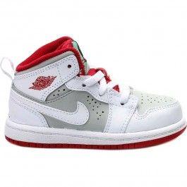 new style 59bfc 390b1 Jordan 719556-123 Air Jordan Retro 1 Hare 2015 Lifestyle Shoes (White True  Red-Light Silver-Black) Limit 1 Per Customer at Shoe Palace