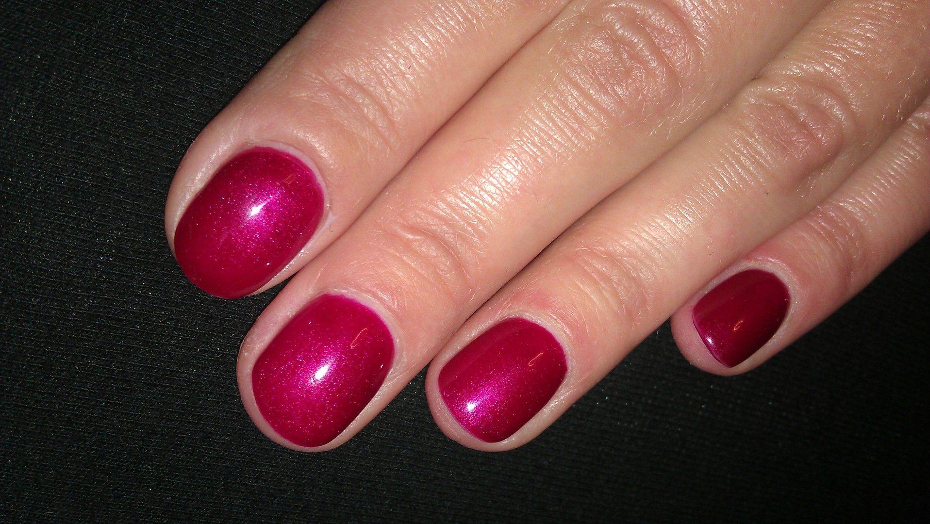 Gelish Rose Garden Nail Harmony Nails Gel