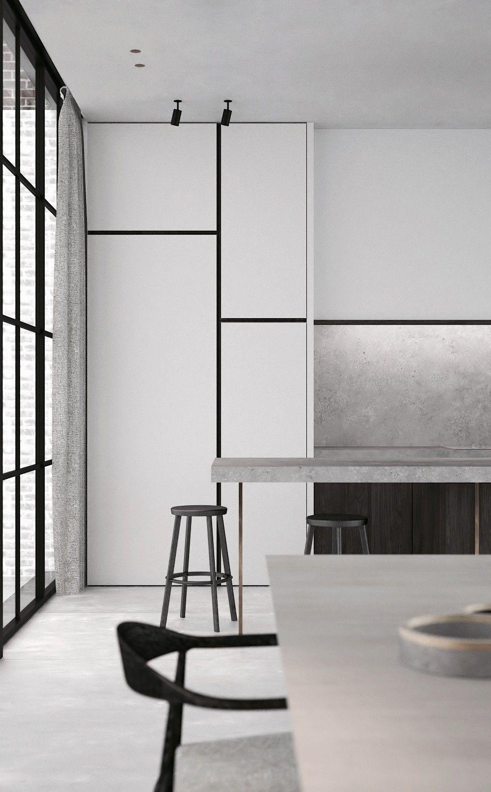 AD office interieurarchitectuur | Arch | Interior - Kitchen ...