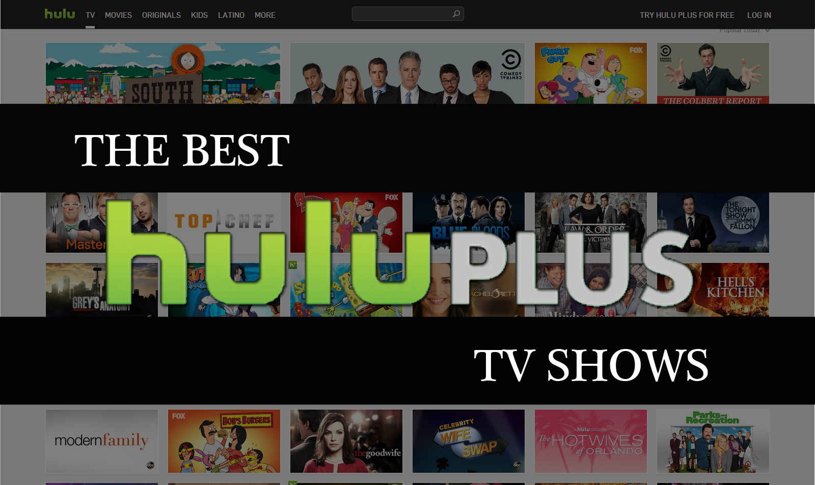 never mind netflix these are the best tv shows streaming on hulu netflix tvs and movie. Black Bedroom Furniture Sets. Home Design Ideas