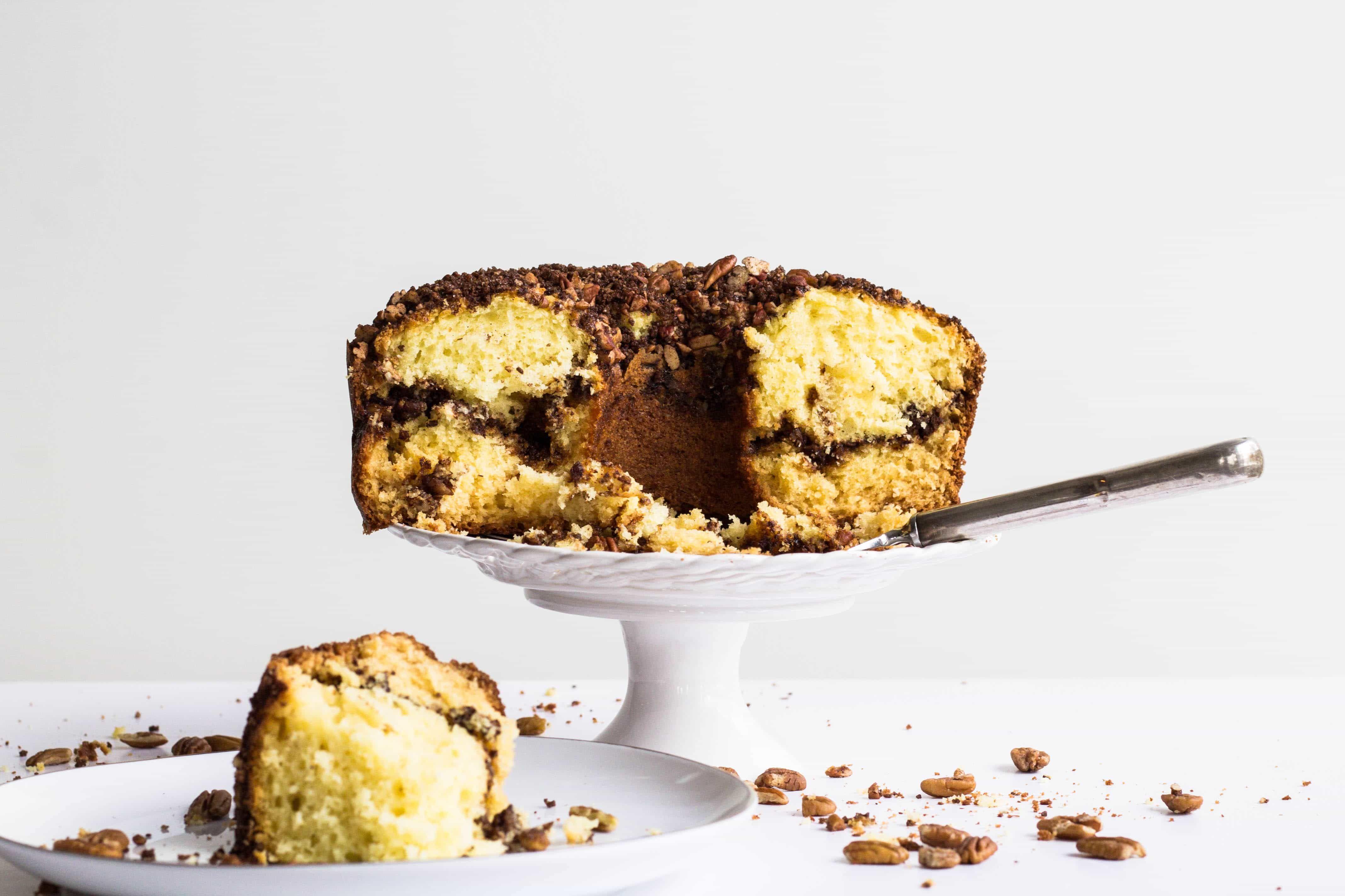 Sour Cream Coffee Cake Rogers Sour cream coffee cake