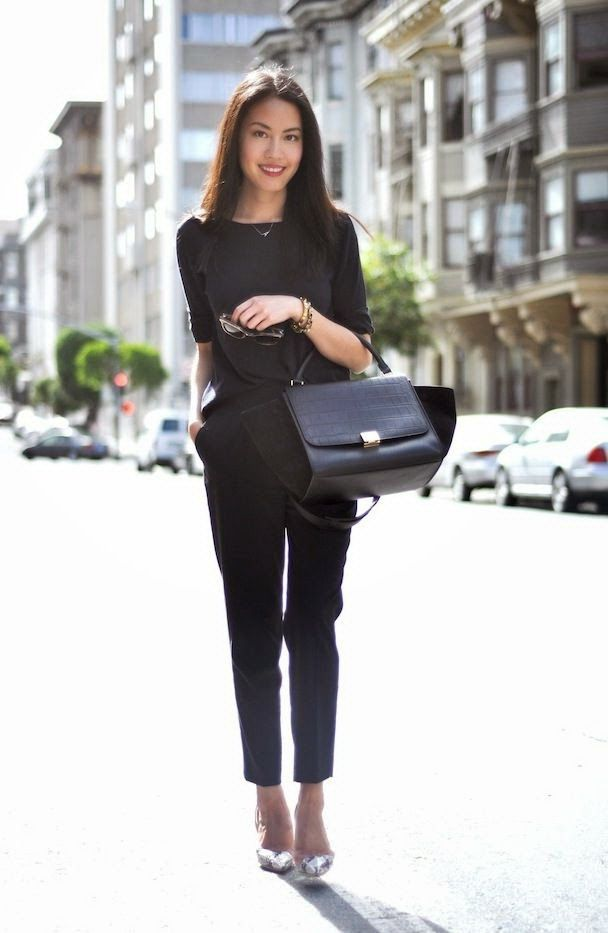 Office Inspired Street Style Looks For Las 9