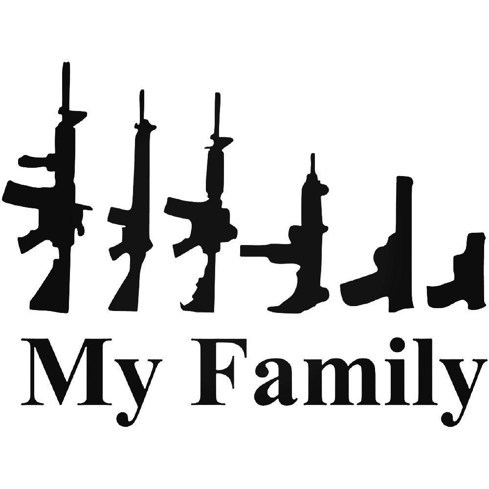 Gun family 1936 sticker ballzbeatz com