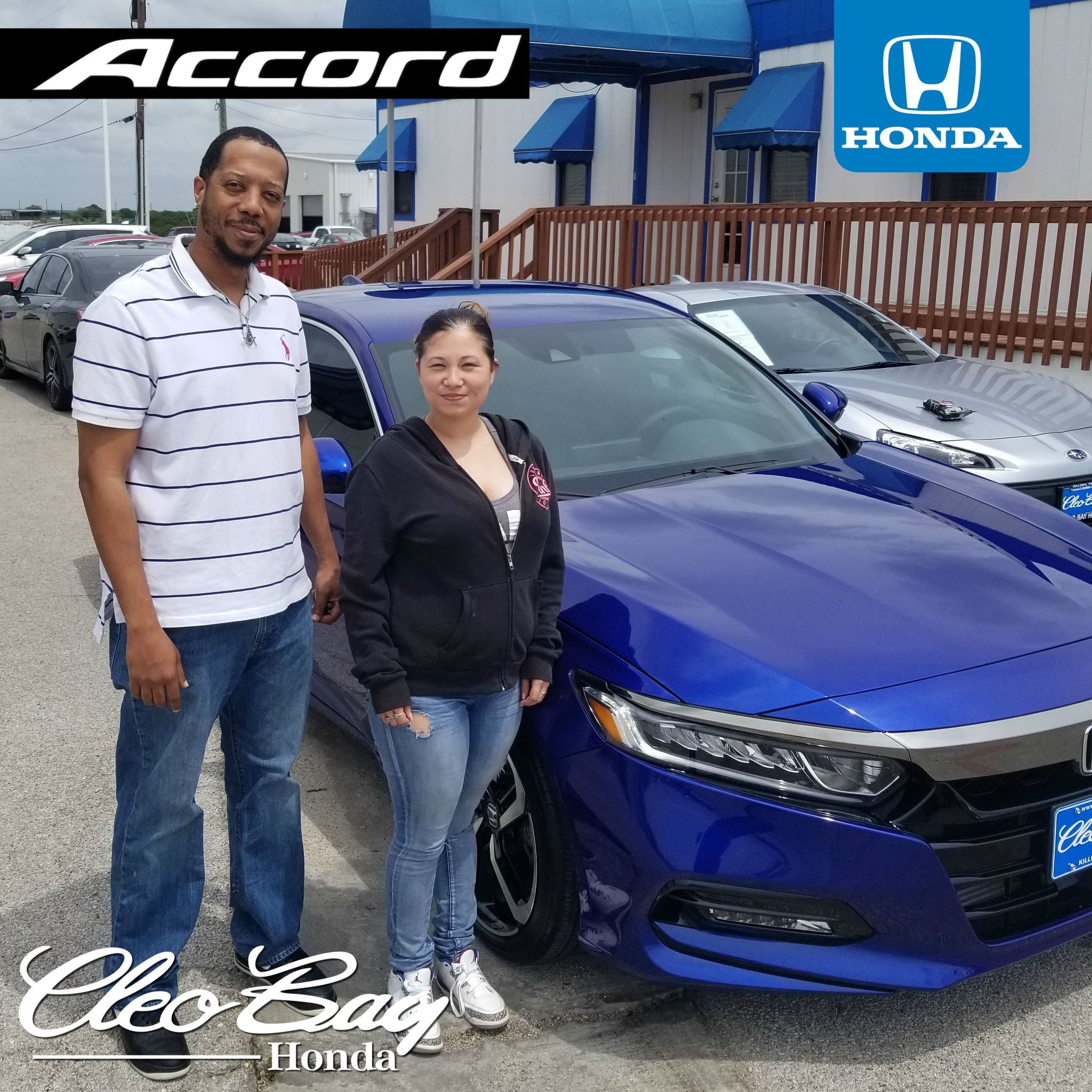 Congratulations Alicia on your recent purchase of a NEW