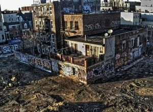 Google Street View Shows How Quickly Detroit Has Deteriorated By Before And After Images Detroit Hasn T Had A Rep Urban Decay Photography Slums Urban Decay