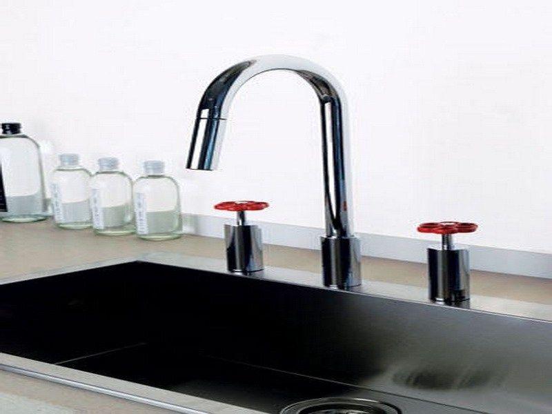 fix leaky kitchen faucet kohler kitchen faucet apps video repair ...