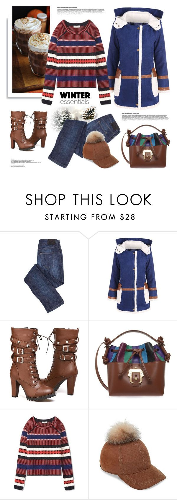 """""""Winter Essentials"""" by maitepascual ❤ liked on Polyvore featuring Paula Cademartori, Tory Burch, House of Lafayette, Winter and winteressentials"""