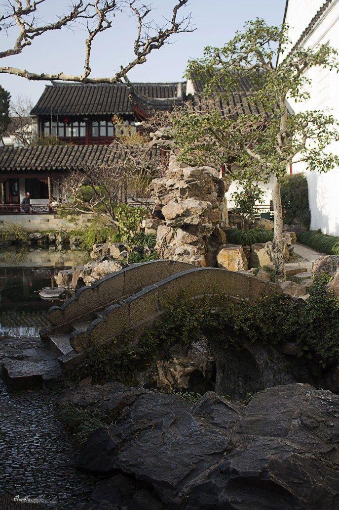 Suzhou, the Venice of the East Suzhou, Bridge and China travel - chinesischer garten brucke