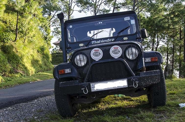 Mahindra Thar As Family Vehicle City Driving Daily Use With