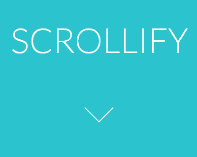 Scrollify – jQuery Plugin For Scroll Snapping | Design and