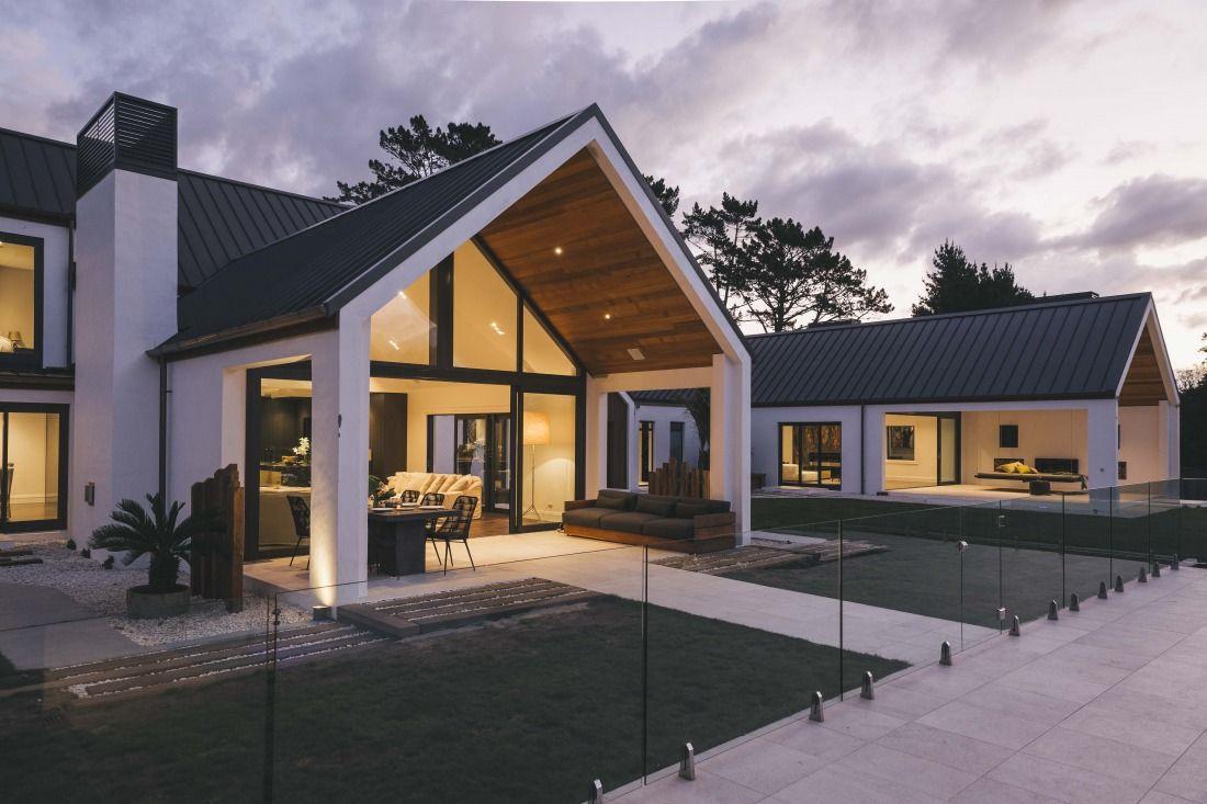 Coatesville House | TRINITY INTERIOR DESIGN » Archipro | Exterior ...