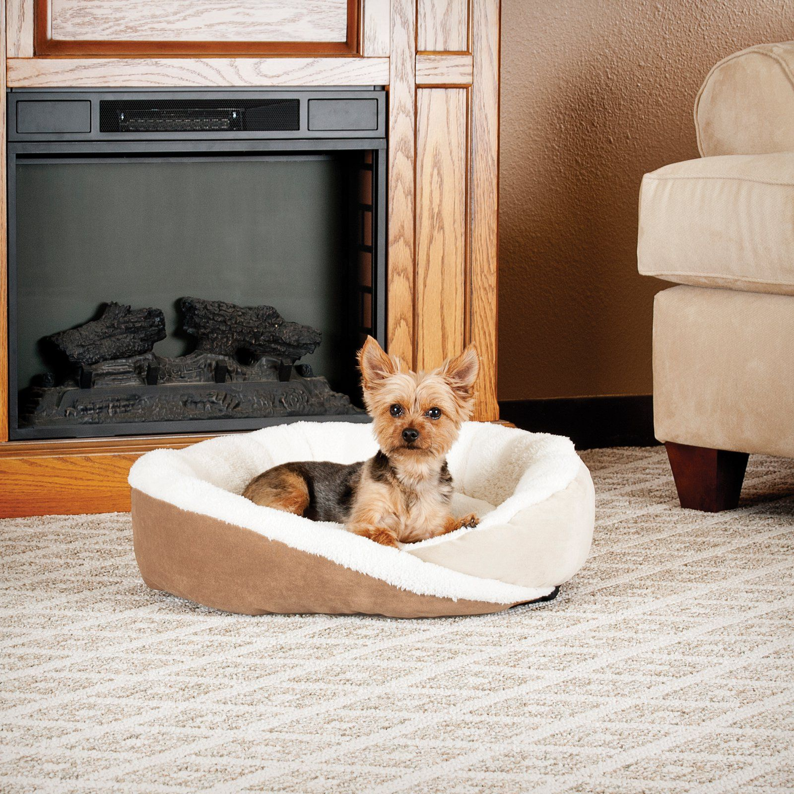 K&H Manufacturing Huggy Nest 4951 Small pet bed, Large