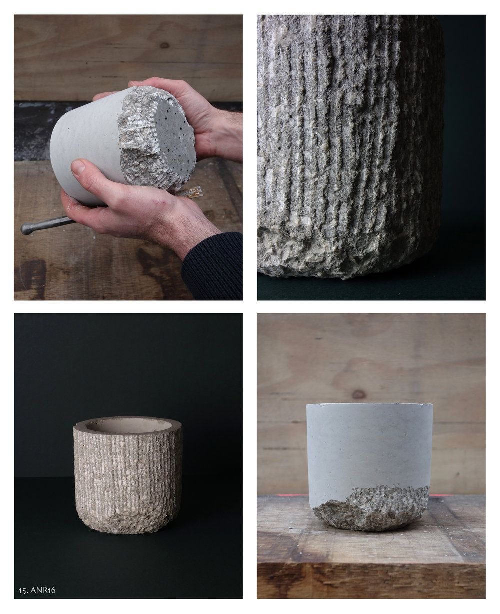 Conpot From The Land A New Rhythm Limited Edition Concrete