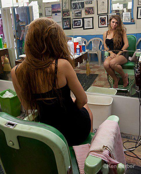 Erotic haircutting stories