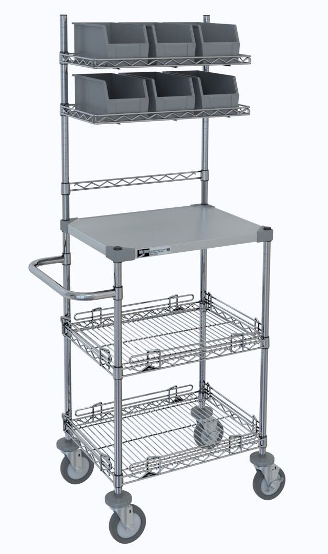 SPECIAL CONFIGURATIONS and Endless possibilities…Let Metro Shelving ...