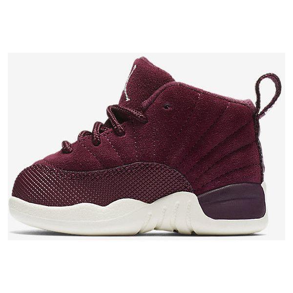 on sale d5008 d8ff3 Air Jordan Retro 12 (2c-10c) Infant Toddler Shoe. Nike. Visit