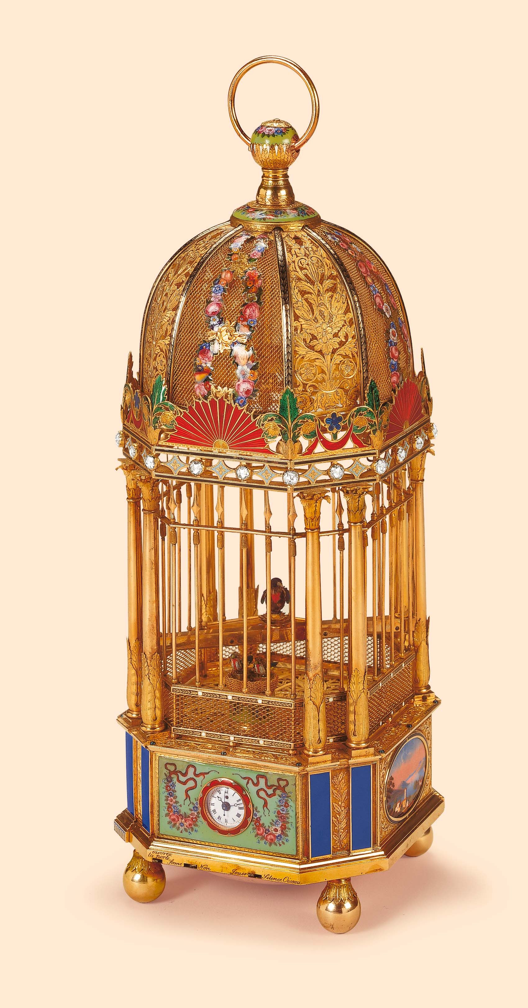 Image result for nightingale in a cage