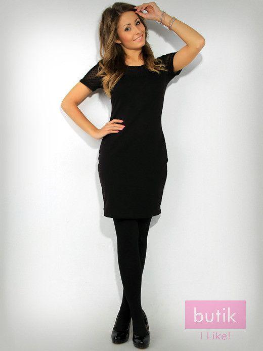 e8d432748 Sukienka czarny Spódnice \ sukienki French Collection \ Spódnice i sukienki  \ sukienki Butik 132740