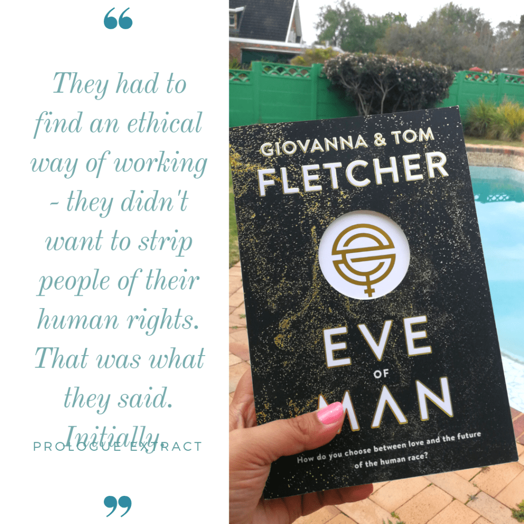 Eve of Man {Young Adult Book Review} Books young adult
