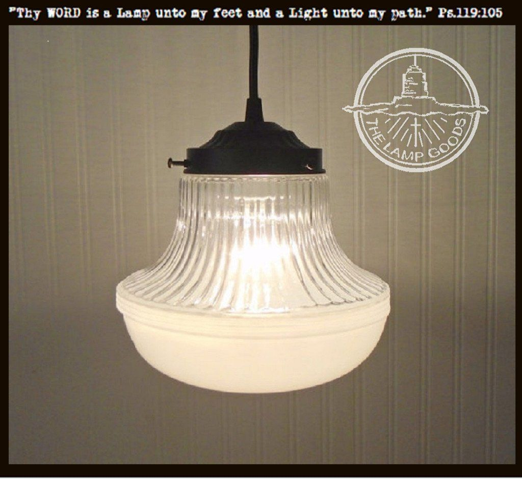 pendant light of frosted vintage clear glass flush mount kitchen