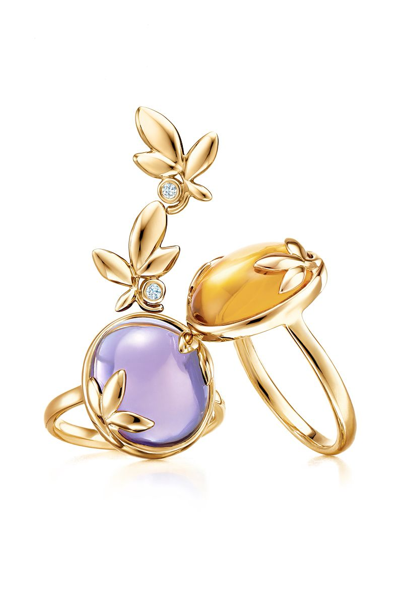 From The Paloma Picasso 174 Olive Leaf Collection Earrings