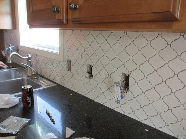 Moroccan Backsplash Tiles For Kitchen