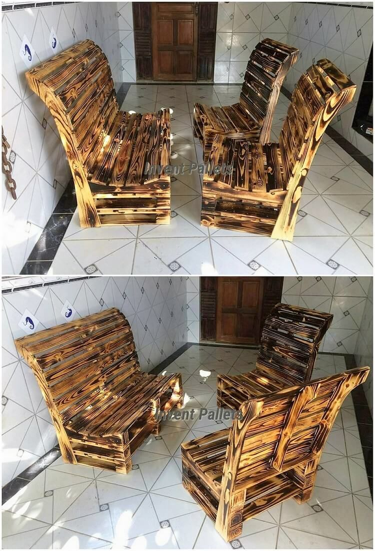 Ingenious Ways To Recycle Used Wood Pallets Muebles Con Palets Mecedoras De Madera Muebles Con Palet