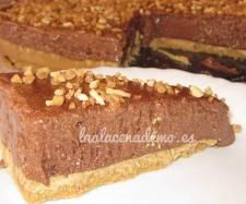 Receta Tarta de mousse de chocolate por laalacenademo - Receta de la categoria Dulces y postres Receta Tarta de mousse de chocolate por laalacenademo - Receta de la categoria Dulces y postres