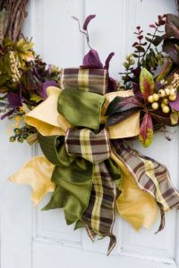 Photo of Elegant Fall Wreath DIY, Easy to Create Stunning Bows – Step by Step