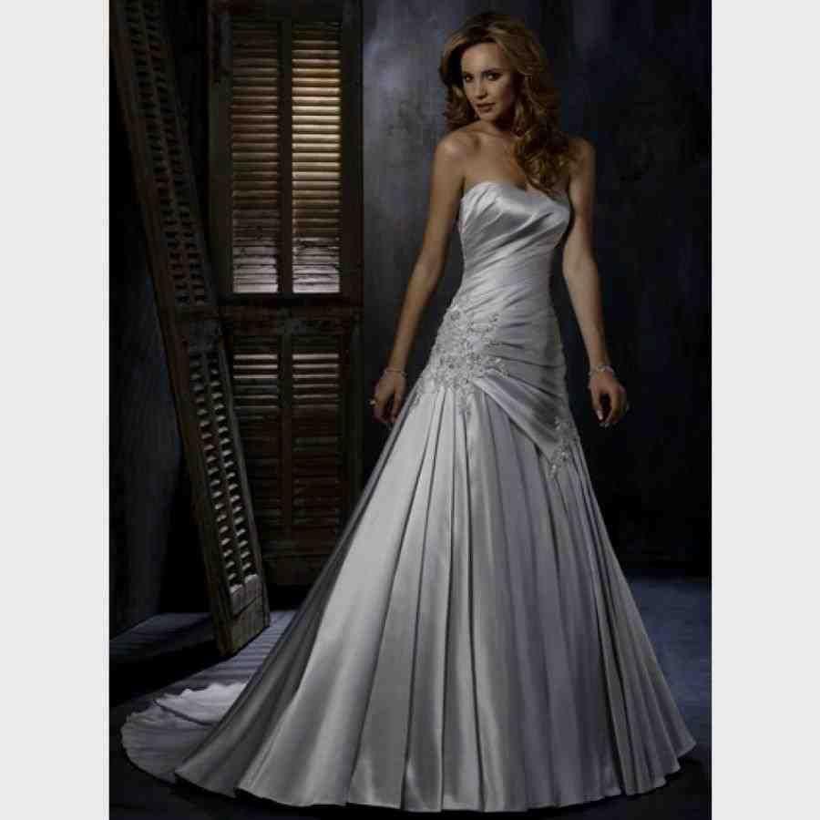 Cheap silver wedding dresses silver wedding dress