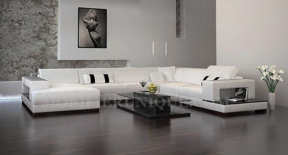 Canape Cuir Blanc Italien Canape Cuir Deco Canape Cuir Canape Cuir Design