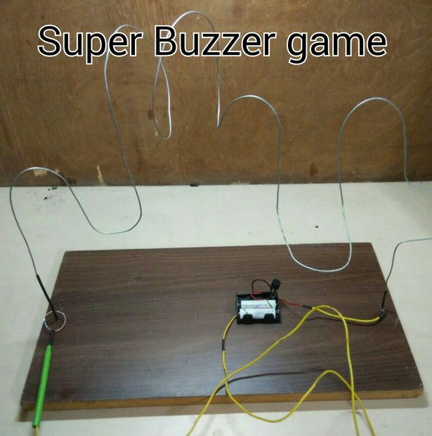 Enjoyable Wire Loop Game For Kids Edu Steam Circuit Games Games For Wiring Digital Resources Timewpwclawcorpcom