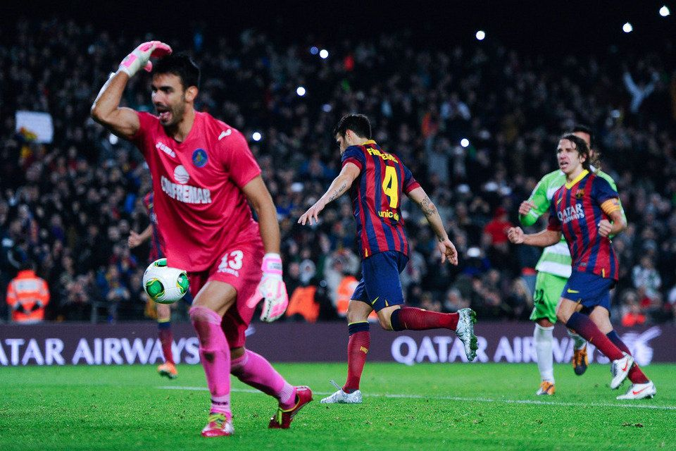 Pin en Copa del Rey 20132014
