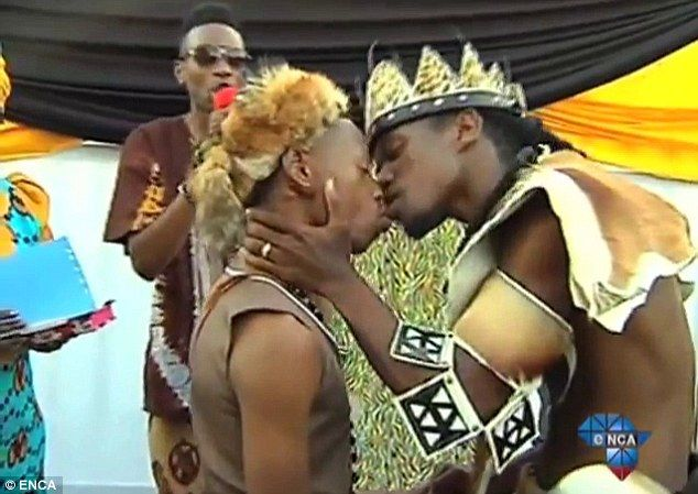 African gay dating