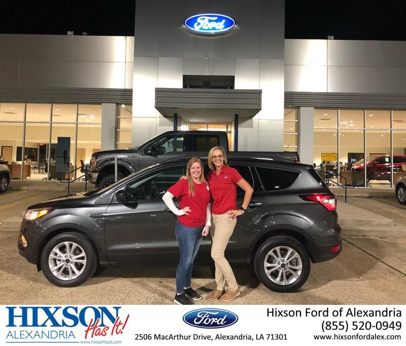 Congratulations Carolyn On Your Ford Escape From Tonia Bandy At
