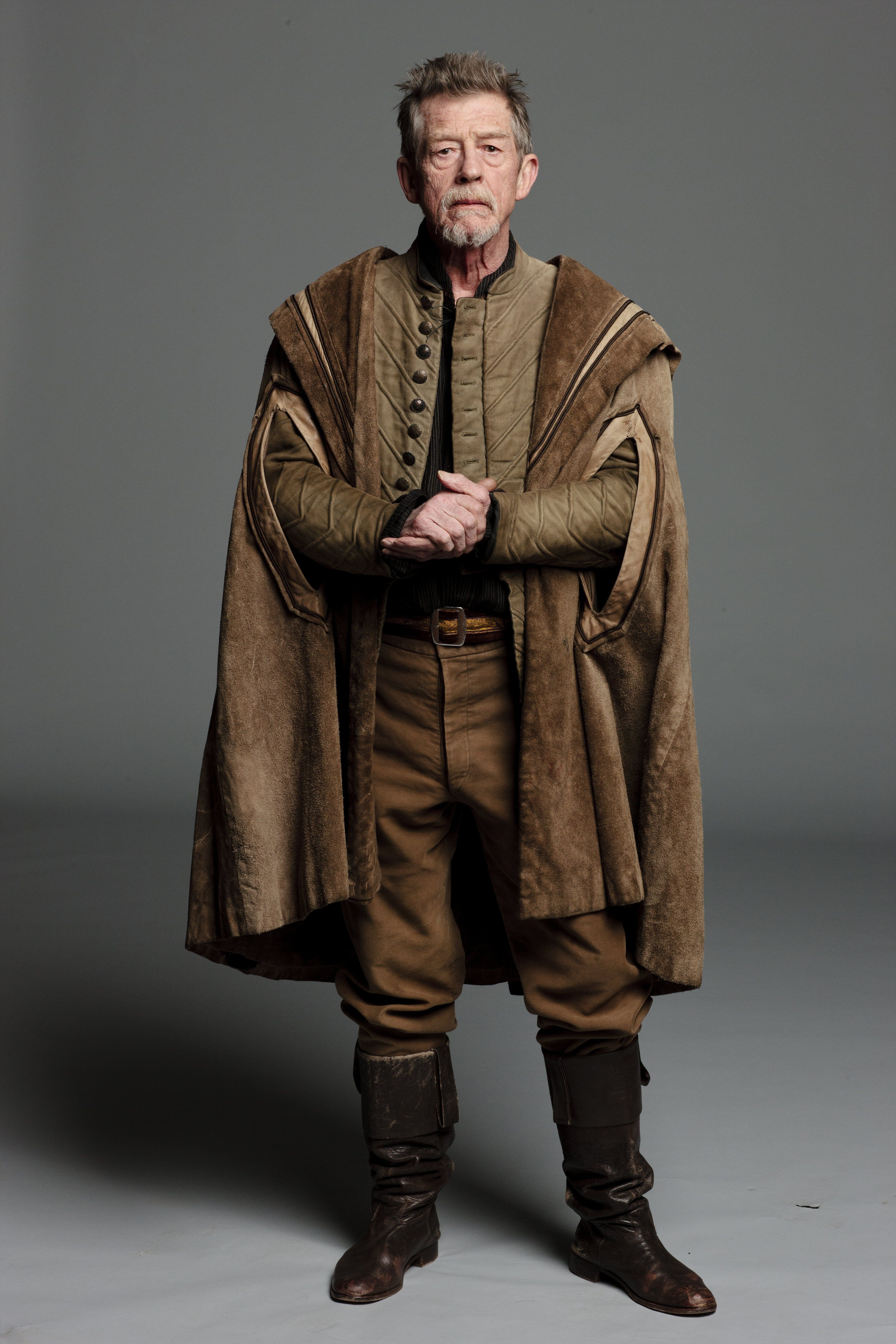 Shakespeare's Costume/Hair/Makeup maybe make his beard