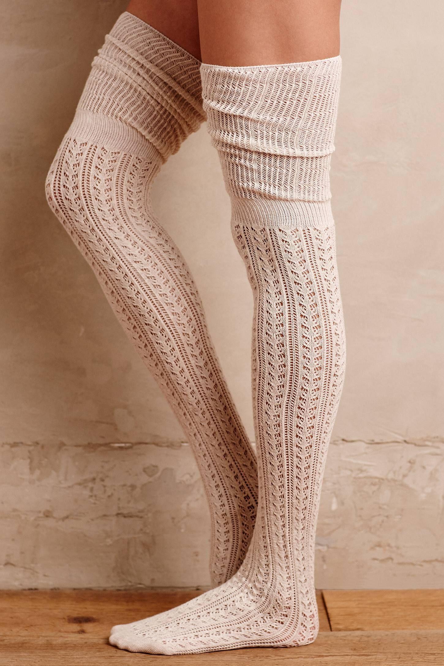 1bc54f899 Anthropologie s New Arrivals  Leg Warmers   Socks
