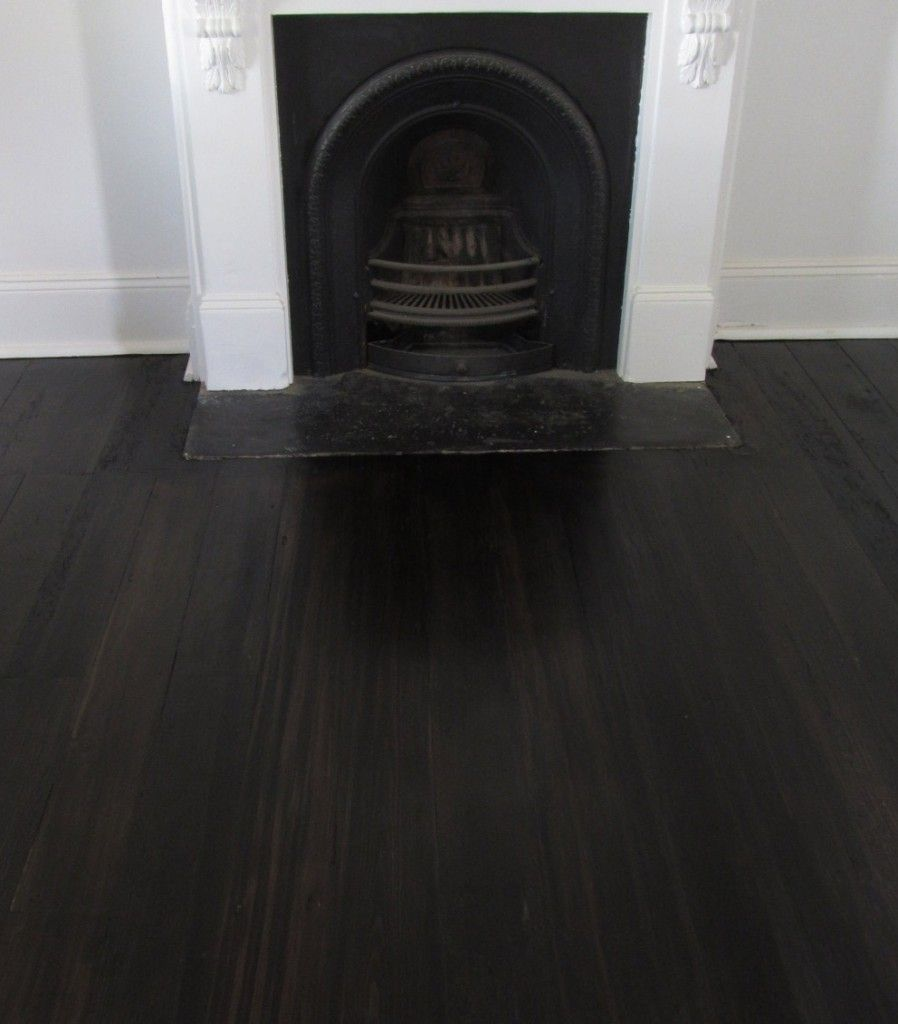 High Traffic Wood Floor Finish: Stain: Expresso Timber: Baltic Pine Finish: Bona Traffic