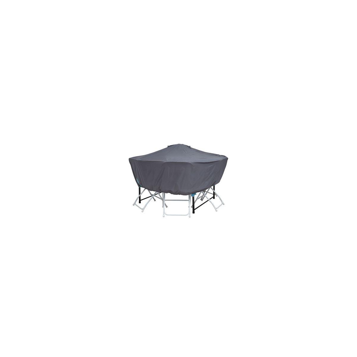 Housse De Protection Pour Table Ronde 120 Cm, Cov\'up ...