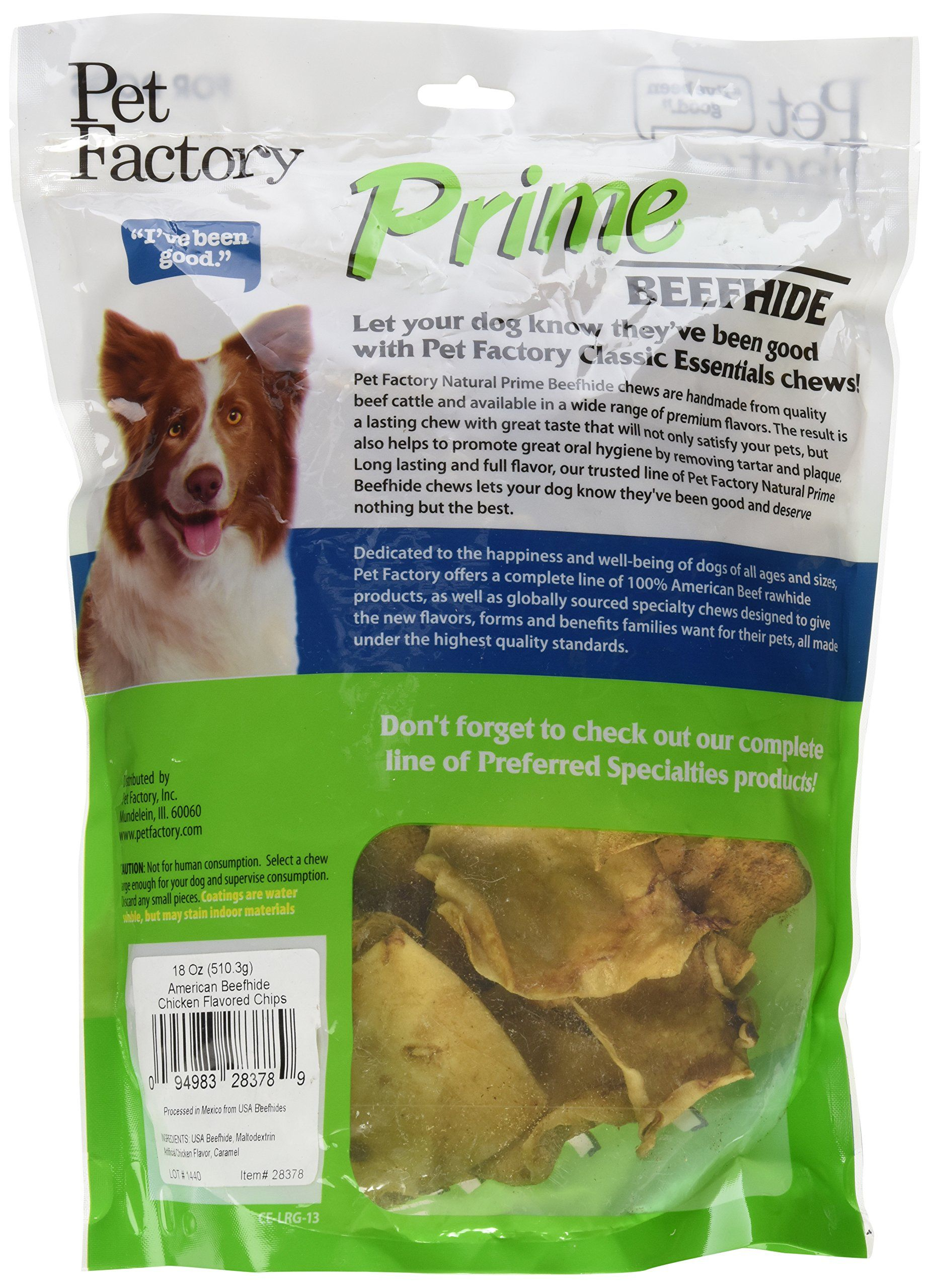 Pet Factory 28378 Chicken Dog Chip 18ounce See This Wonderful