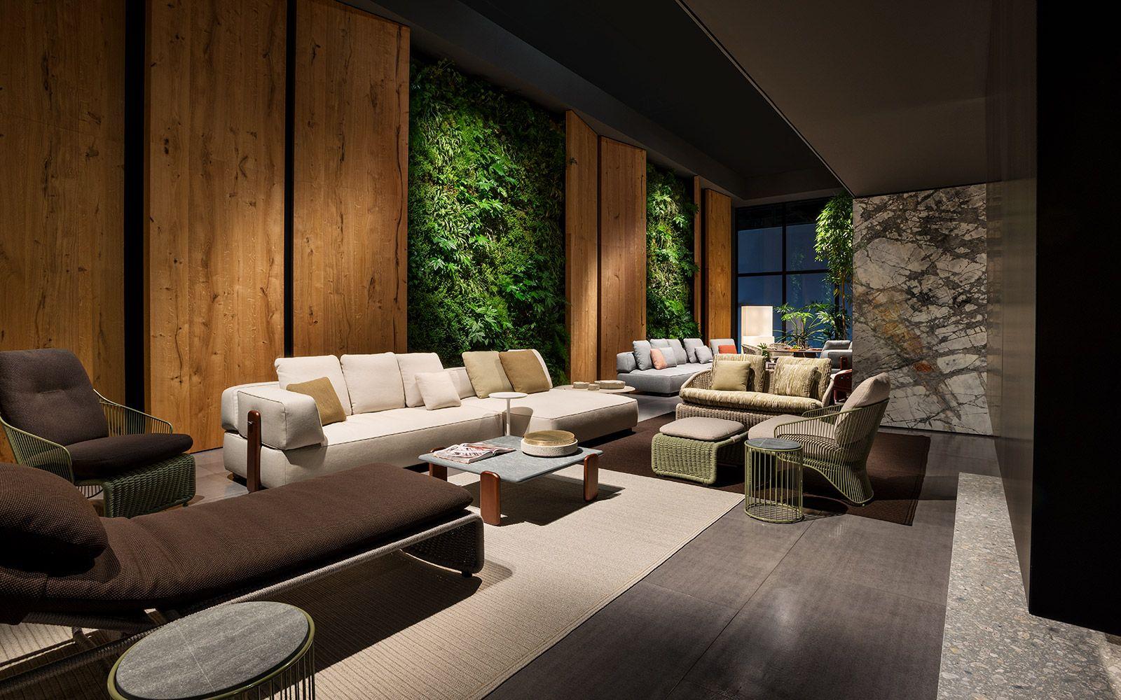 Florida Rodolfo Dordoni Design Colette Outdoor Interior ArchitectureInterior