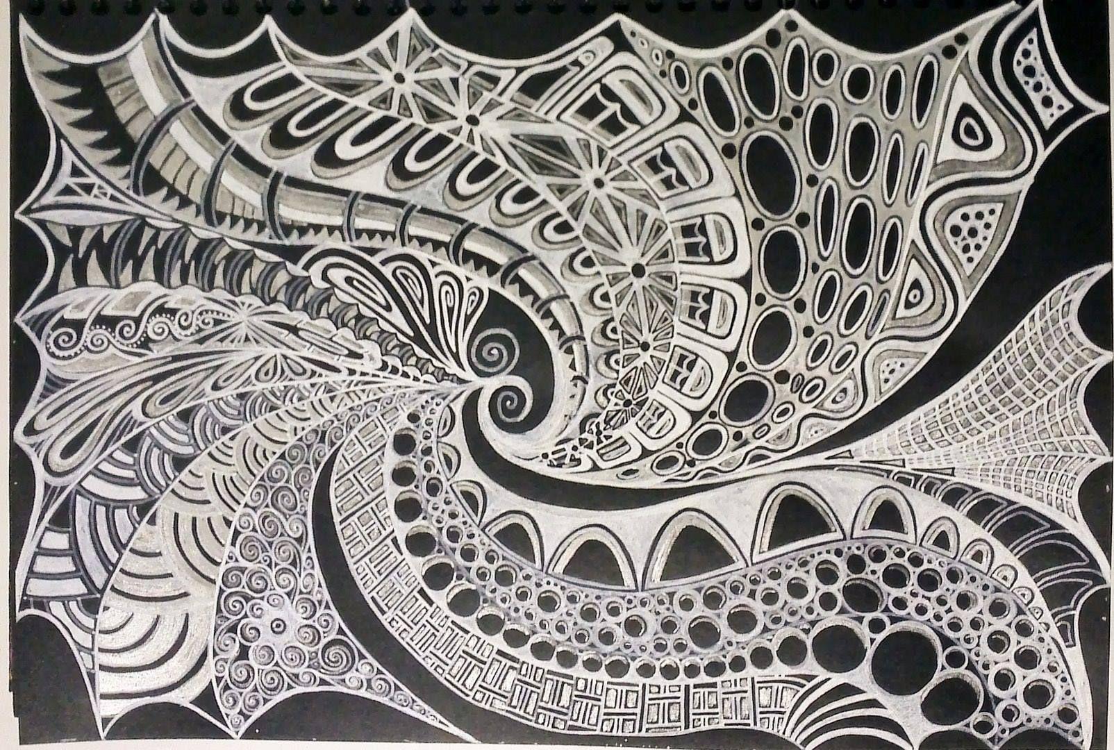 from tumblr doodles pinterest tumbler zentangles and doodles