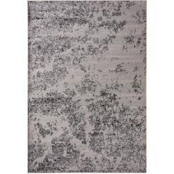 Photo of benuta classic carpet velvet anthracite 160×230 cm – vintage carpet in used look