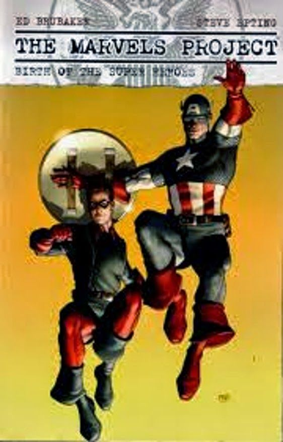Rough Edges: The Marvels Project: Birth of the Super Heroes - E...