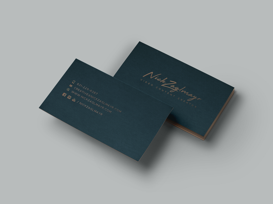 The Best Fonts For Business Cards That Make An Impression 3d