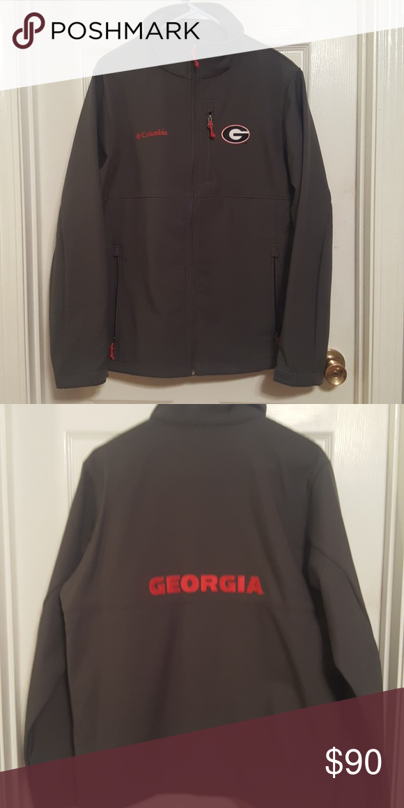 e874bc5f0 UGA Columbia jacket. Bought at Sanford Stadium. Firm on price. Brand ...